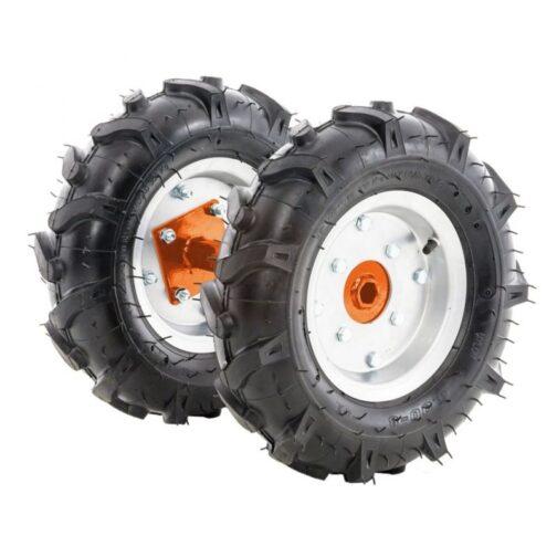 Комплект гумени колела 500x12 TG 320
