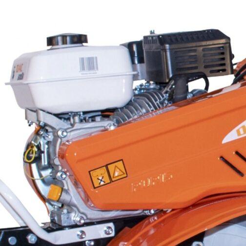 Моторна фреза DAC 6000k