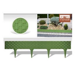Ратанова ограда, зелена