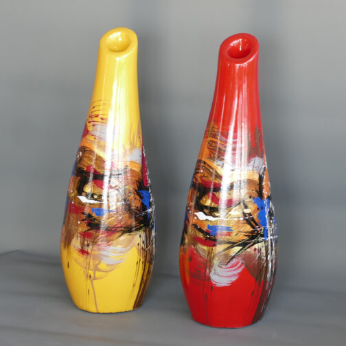 Луксозна ваза Mandra