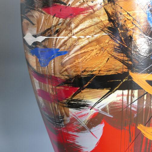 Луксозна ваза GRC Drum Pot