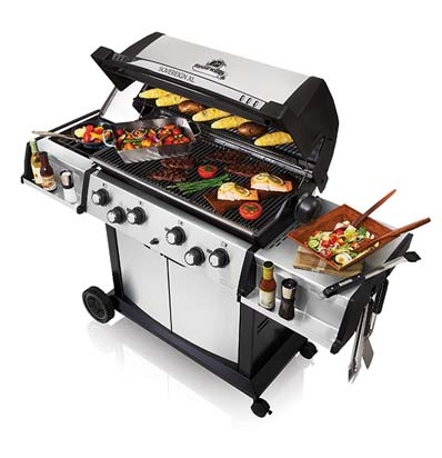 Broil King Sovereign XL 90 2