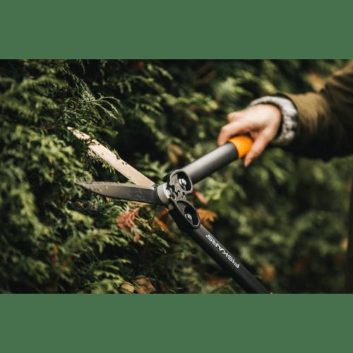 Градинска ножица за храсти със зъбчат механизъм PowerGear HS72 2
