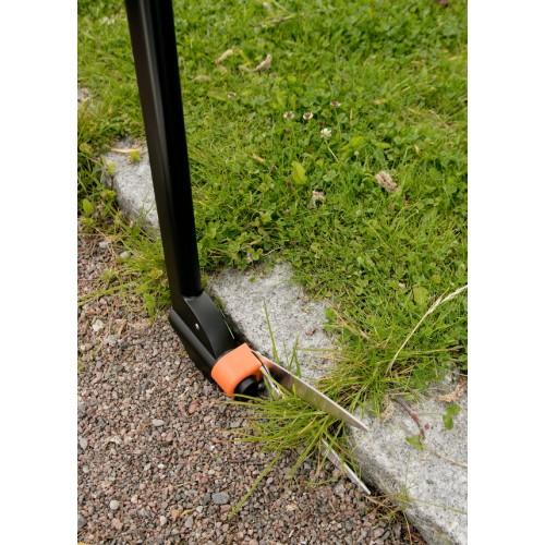 Дълга ножица за трева със серво лостов механизъм 4