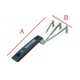 Ръчен култиватор алуминий Bellota 2998