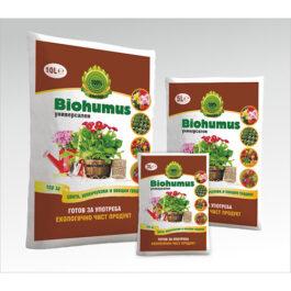 Биохумус универсална торфена смес